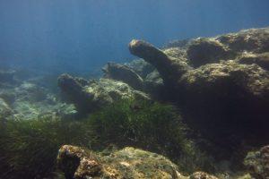 Kakava reef rocks