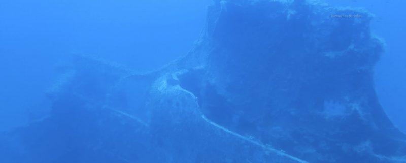 HMS Perseus bridge